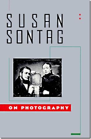 Сьюзен Сонтаг: О фотографии