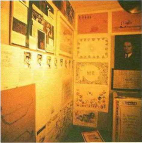 Группа «Мухоморы» Первая выставка апт-арта