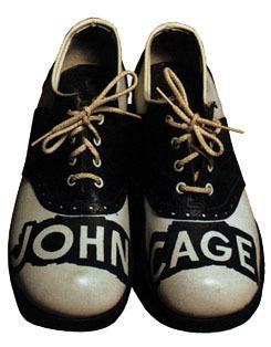 Ботинки Джона Кейджа